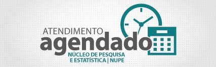 Banner central - Núcleo de Pesquisa e Estatística | NUPE
