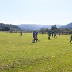 Equipe ficou no 0 a 0 com o Igrejinha, no Vale do Paranhana