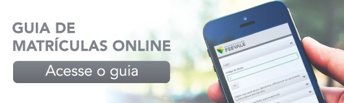 Banner central - Guia de Matrículas online