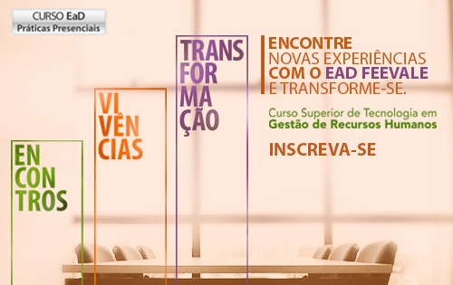 banner central - EAD Gestão de Recursos Humanos