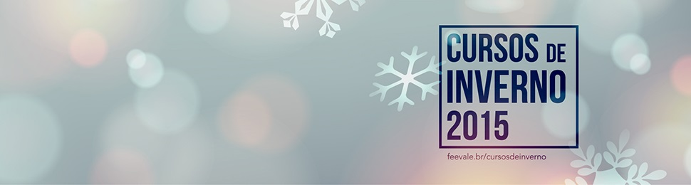 Confira as opções de Cursos de Inverno!