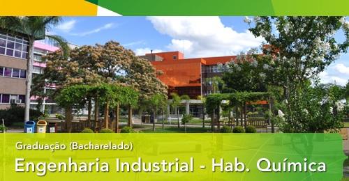 Engenharia Industrial - Habilitação em Engenharia Industrial Química