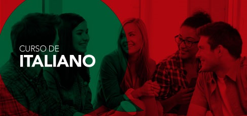 Banner central - Curso de Italiano