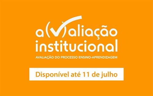 Avaliação Institucional - Avaliação do Processo ensino e aprendizagem