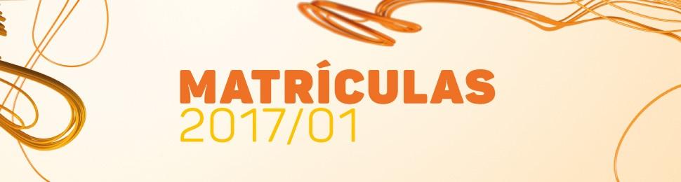 Banner de topo - Matrículas 2017/01