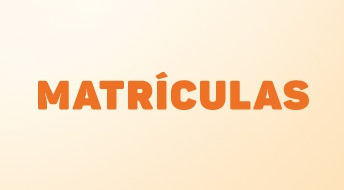 Banner central - Matrículas