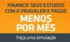 banner apoio - PRAVALER financiamiento estudantil
