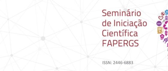 Banner de topo - Seminario de Iniciacao Cientifica FAPERGS