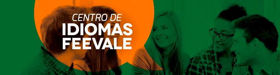 Banner de Topo - Centro de Idiomas Feevale
