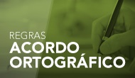 banner lateral -  Acordo Ortográfico