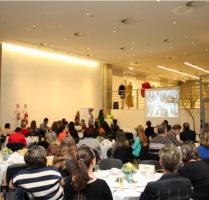 Evento é anual e reúne representantes de escolas da região