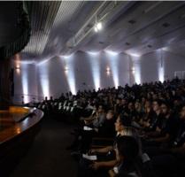 Jorge Bischoff foi um dos palestrantes do evento