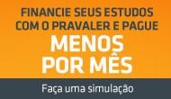 banner lateral - PRAVALER Financeiro estudantil