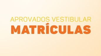 Banner central - Matrículas Aprovados do vestibular