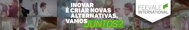 Banner central - Feevale Internacional
