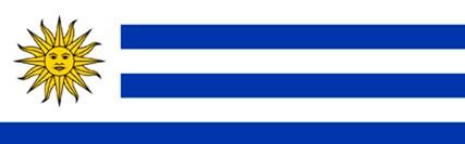 Bandeira - Uruguai