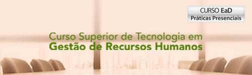 Banner central - Curso de Gestão de Recursos Humanos