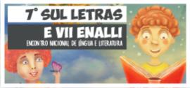 Banner 7º Sul Letras e VII ENALLI