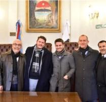 Selayaram visitou a Câmara de Vereadores da cidade do Paraná