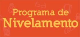Banner central - Programa de Nivelamento