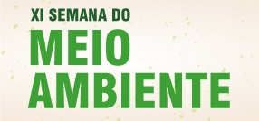 banner central - XI SEMANA MEIO AMBIENTE
