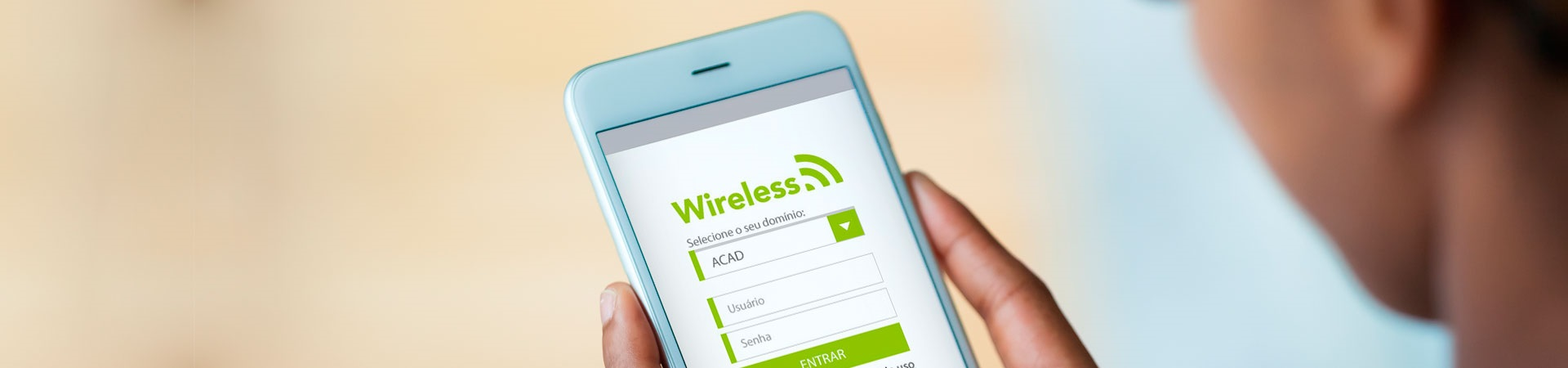Banner de topo - Wireless