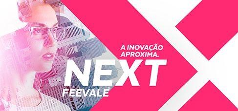 Banner central - Next Feevale