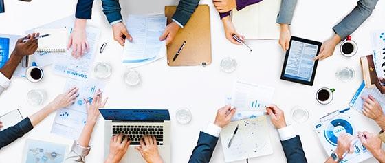 Banner central - Assessoria às Organizações