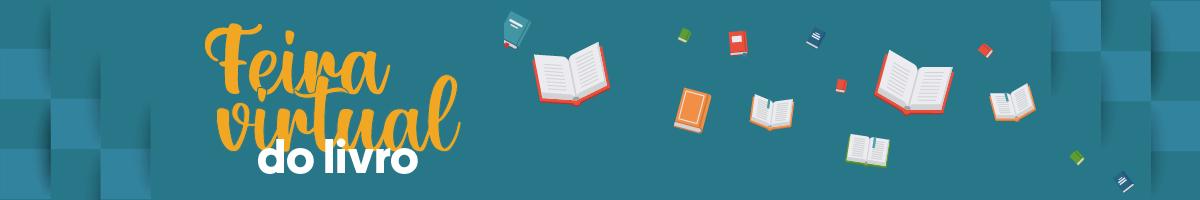 Banner central - Feira do Livro Virtual