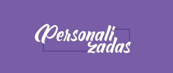 Imagem central - Personalizadas