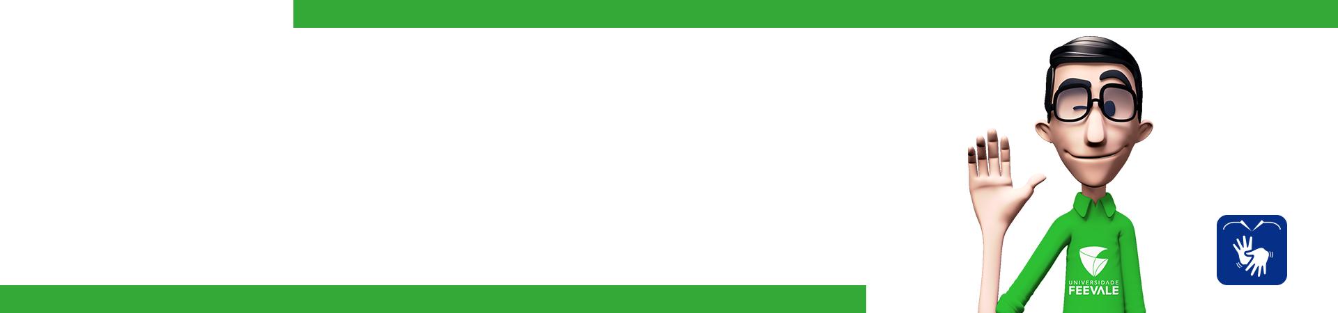 Banner de topo - Acessibilidade