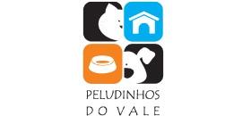Logo Peludinhos do Vale