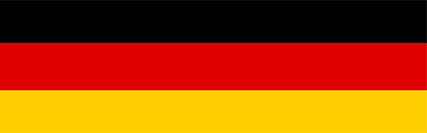 Bandeira Alemanha CCA97