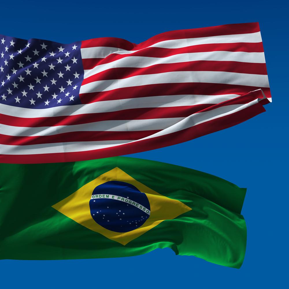 brasil e texas usa