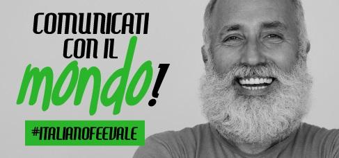 banner central -  Centro de Idiomas Italiano
