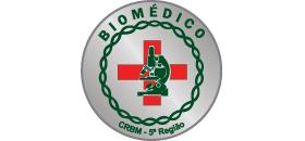 Banner central de apoio - Logo CRBM 5ª REGIÃO