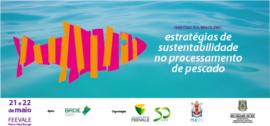 Banner central | 1º Simpósio Sul-Brasileiro - Estratégias de sustentabilidade no processamento do pescado