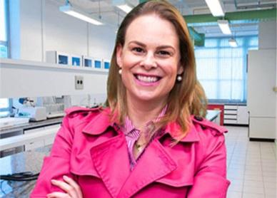 Coordenadora Paula Luce Bohrer