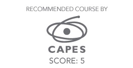 banner central - recommended course by CAPES - Score 5