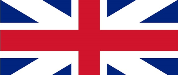 Bandeira Inglaterra 574x243