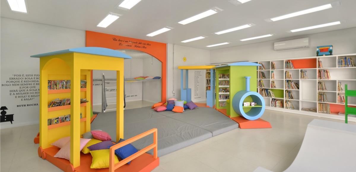 Biblioteca Infantil do Câmpus I
