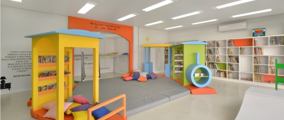 Biblioteca Infantil do Câmpus I