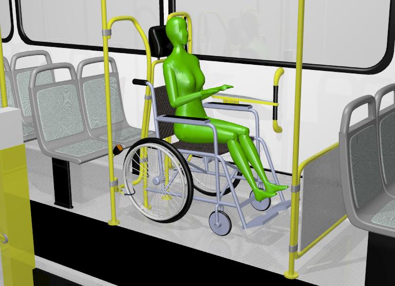 patente cadeirantes