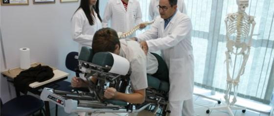Clínica-Escola de Quiropraxia
