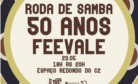 Roda de samba DCE