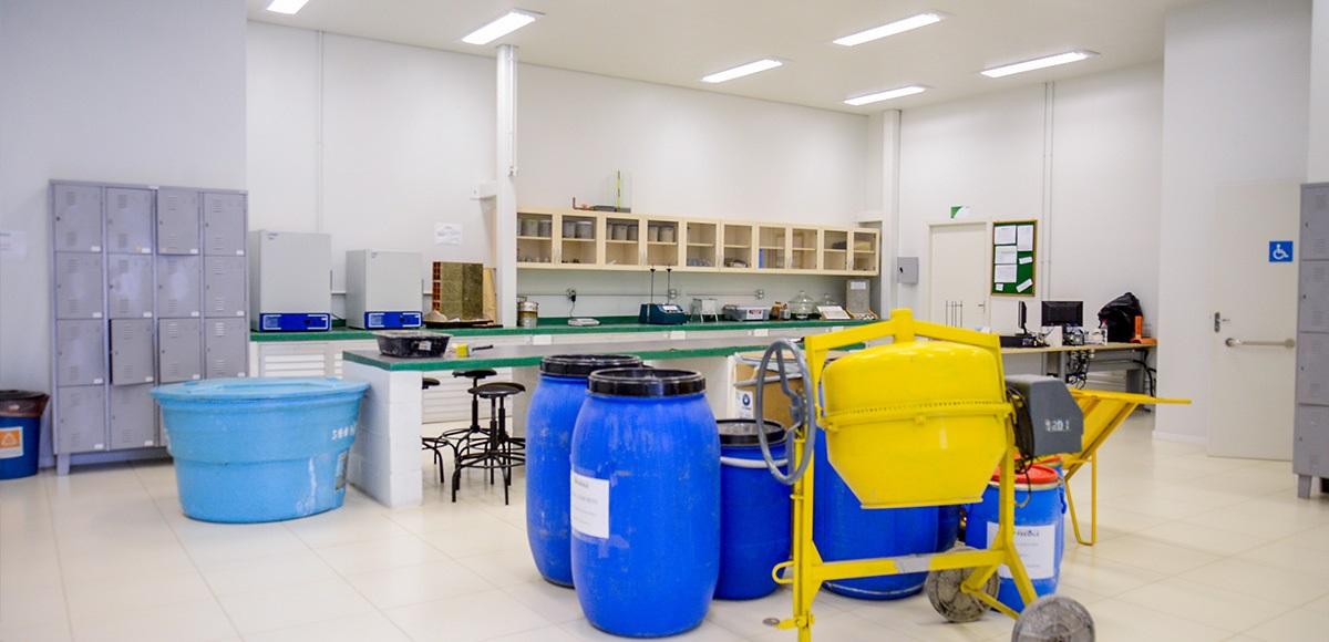 Laboratório de Construção Civil