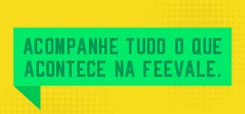Banner de apoio home  - News Feevale