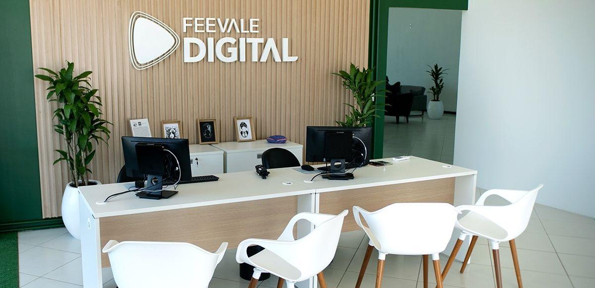 Atendimento presencial - Feevale Digital