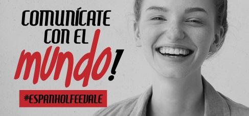 banner central -  Centro de Idiomas Espanhol