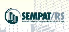 banner central - Seminário de Patologia das Construções do Rio Grande do Sul